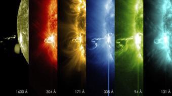 新一轮太阳风暴来了!12年来最强太阳耀斑爆发