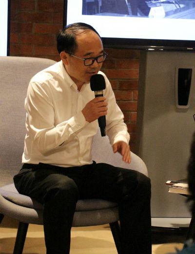 财经传记作家刘世英谈创作感想