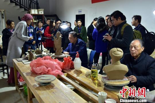 外媒记者湖南行:读懂人文和绿色发展的力量