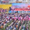 第二届中国壮乡三月三校园民族文化艺术节精彩上演