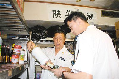 陕西省检查西安学校周边餐饮食品安全