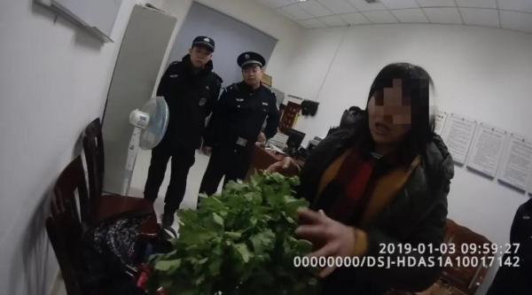 广东女子进高铁站拒绝行李安检:我的青菜怕辐射